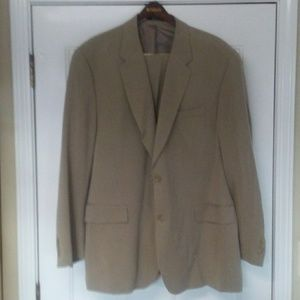Ralph Lauren Blue Label suit 48T